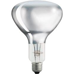 LAMPADA IR R125 AQUECIMENTO E27 230V 150W PHILIPS 57523425 - 57522725