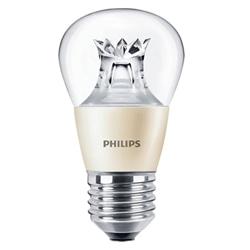 MAS LED lustre DT 4-25W E27 P48 CL PHILIPS 45380300 - 45380300