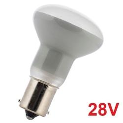 LAMP. CONC R39 30W 28V BA15S CLARA - 30206