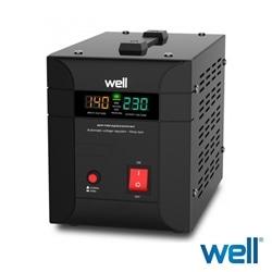 Estabilizador Autom. Tensão 2000VA 230V AVR-TRC-AGILE2000 - AVR-TRC-AGILE2000