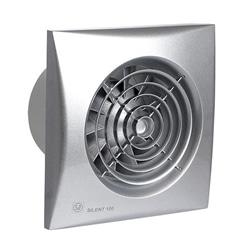 EXTRATOR WC SILENT-100 CZ SILVER SOLER E PALAU 5210415500 - 5210415500