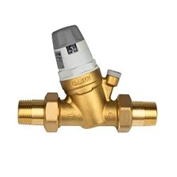 """Redutora Pressão 1"""" indicador pré-regulação Caleffi 535060 - 84500535060"""