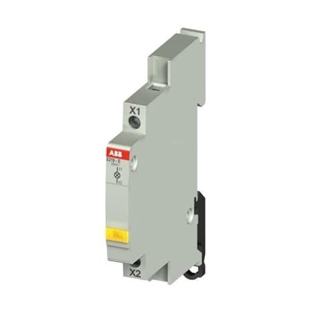 SINALIZ. LED 115-250Vac Amarelo ABB E219-E 2CCA703403R0001 - 2CCA703403R0001