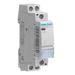 Contactor 25A, 2NA, 230V 1M ESC225 - ESC225