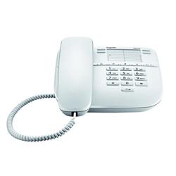 TELEFONE COM FIO SIEMENS GIGASET DA310 BRANCO - S30054-S6528-R102