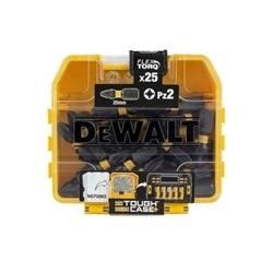 Jogo 25 Pontas Philips PH2 IMPACT TORSION DT70556T-QZ DEWALT - 500DT70556T-QZ