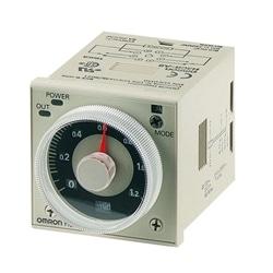 TEMPOR.MULTIF. 48x48mm DIN OMRON H3CR-A-AC100-240/DC100-125 - 653-H3CRA-AC1