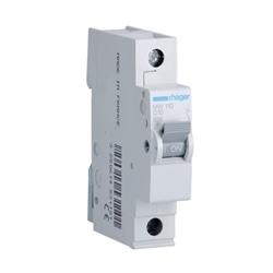 Disjuntor 1P 10A C 3kA 1M MW110 - MW110