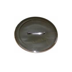 TAMPA DE PLÁSTICO CROMADA 125 mm - 845181020412