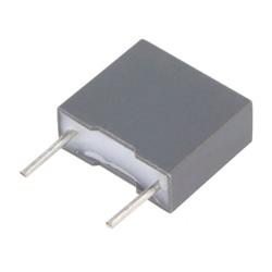 Condensador supressor Polipropileno X2 0.15uF 275VAC RM15mm - 004-3759