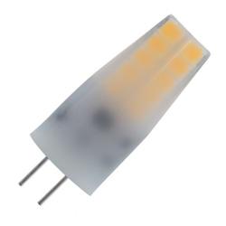 LAMPADA LED G4 FROST 12V 2,5W 3000K - BLG4-SIL-25-12V-BC