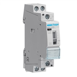 Contactor com manu 25A, 2NA, 230V ERC225 - ERC225