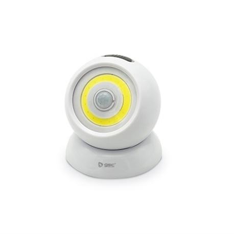 LUZ PRESENÇA LED 2W C/ SENSOR MOVIMENTO GSC 001303231 - 500001303231