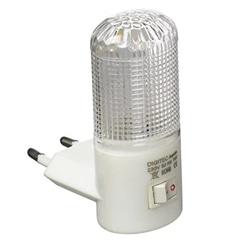 Luz de Presença LED 1W Com Botão ON/OFF - 63/Y-1006