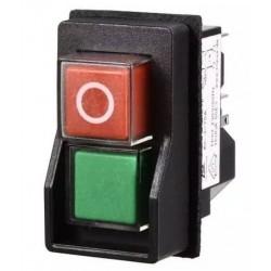 Interruptor de painel KJD17-16 16A / 250Vac [0-I]