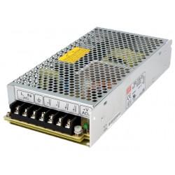Fonte de alimentação industrial 24VDC 6,5A 156W - Mean Well - RS-150-24
