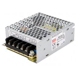 Fonte de alimentação industrial 12VDC 3.0A 36W - Mean Well - RS-35-12