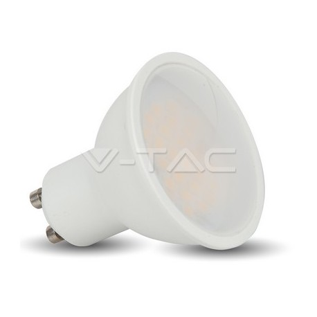 LAMP. LED GU10 5W 3000K PLAST. 110º 320LM - 8951685