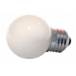 Lâmpada incandescente E27 esférica fosca 24V 40W - 306-1498