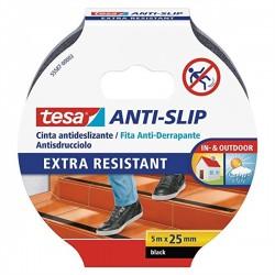 FITA ANTI-DERRAPANTE 5MX25MM PRETA - 55587-00003-00