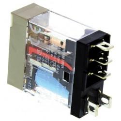 Relé eletromagnético OMRON SPDT 24VAC; 10A/250VAC 10A/30VDC - G2R-1-SN-24VAC