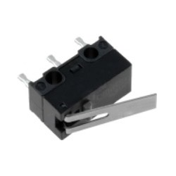 Microswitch mini.c/patilha - 010-0227