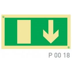 PLACA SINALUX P00 018 300X150 - P00018300X150