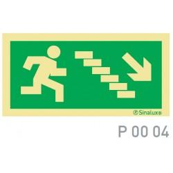 PLACA SINALUX P00 04 300X150 - P0004300X150