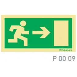 PLACA SINALUX P00 09 300X150 - P0009300X150