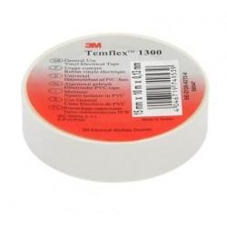 FITA TEMFLEX 1300 18X20 BRANCA - 59553