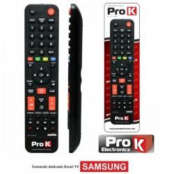 TELECOMANDO DEDICADO P/ SMART TV SAMSUNG pro-k - PKRCSAMSUNG