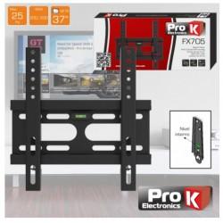 SUPORTE LCD FX705 ATÉ 37 POLEGADAS MÁX. 25KG - FX705