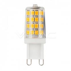 Lâmpada LED G9 3W-25W/3000K/300Lm/SAMSUNG/V-TAC 246