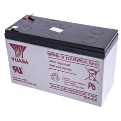 Bateria 12V 45W/CELL 280W YUASA NPW-45-12 - NPW-45-12
