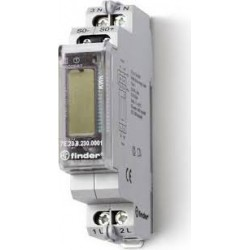 CONT.ENERGIA DIGIT.1M 32A MONOF.230VAC 7E.23.8.230.0001 - 7E2382300001