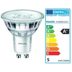 Corepro LEDspot CLA 4.6-50W GU10 827 36D PHILIPS 75251700