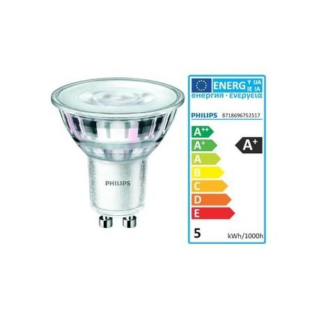 Corepro LEDspot CLA 4.6-50W GU10 827 36D PHILIPS 75251700 - 75251700