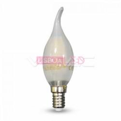 Lâmpada LED E14 4w»40W L.Quente 400Lm Boemia FILAMENTO F - 8954477