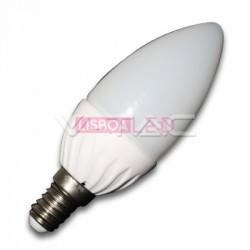 4W Lâmpada Chama E14 Branco Frio 200º 320Lm - 8954122