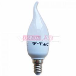 4W Lâmpada Chama Pico E14 Branco Quente 200º 350Lm - 8954164