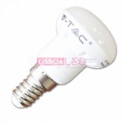 3W Lâmpada R39 E14 Branco Neutro 120º 210Lm - 8954220