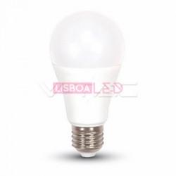 Lamp/A60/Opal/E27/12W/75W/1055Lm/6400K/V-TAC-4230
