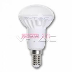 6W Lâmpada R50 E14 Branco Quente 120º 350Lm - 8954243