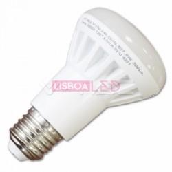 8W Lâmpada R63 E27 Branco Frio 120º 500Lm - 8954244