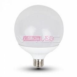 13W Lâmpada G120 E27 Branco Quente 200º 1055Lm - 8954253