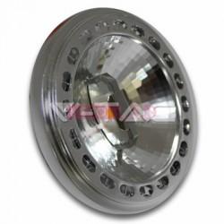 15W Lâmpada AR111 12V Sharp Branco Quente 40º 780Lm - 8954257