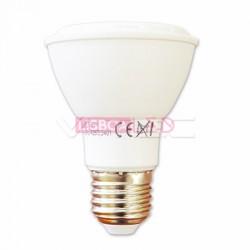 8W Lâmpada PAR20 E27 Branco Neutro 40º 450Lm - 8954264