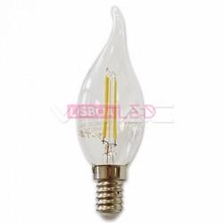 2W Lâmpada Chama Pico Filam. E14 Branco Quente 300º 180Lm - 8954291