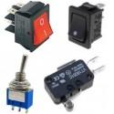 Botões e interruptores
