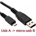 USB-A - micro-USB